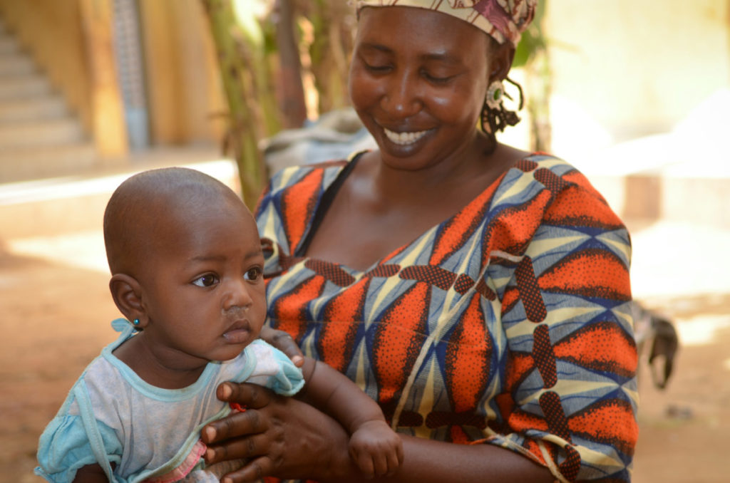 Mothers are Crucial to Child Survival and Development