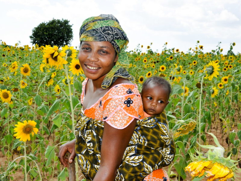 Walk Beside the Mothers of Africa