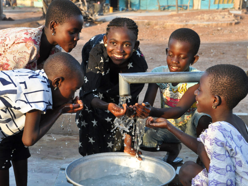 What Do You Know About Water and Sanitation?