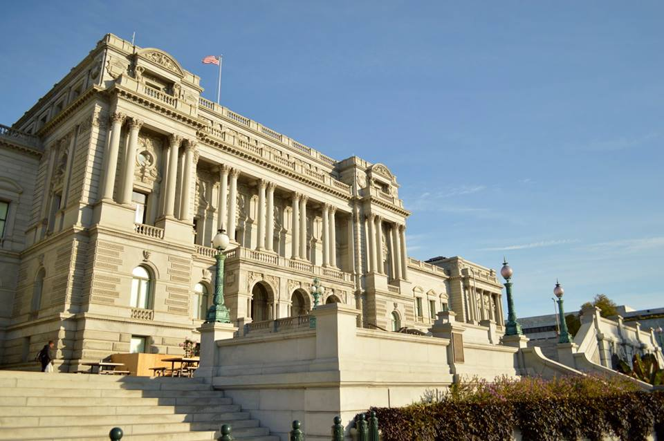 How Change Happens on the Hill
