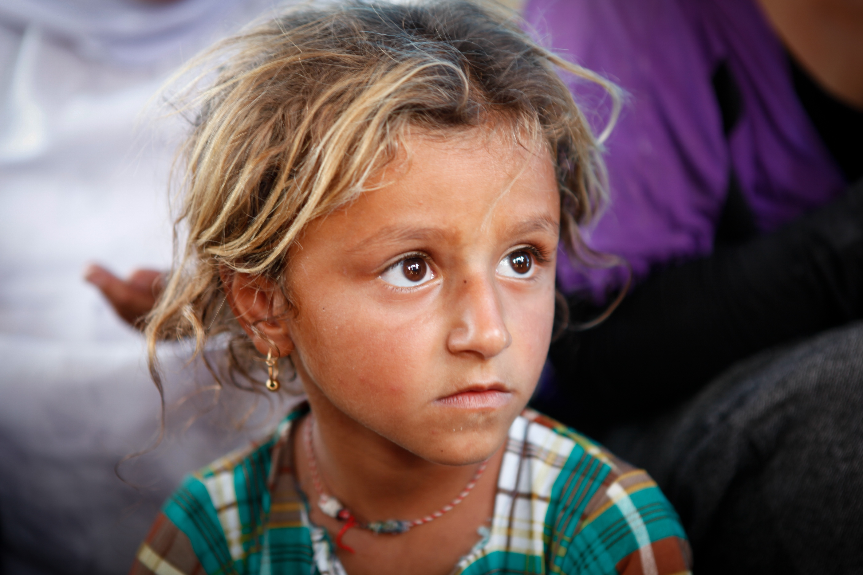 Who Will Rebuild Syria? Invest in Syria's children.