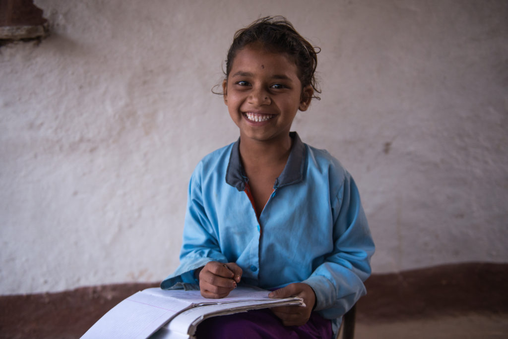 When kids have to walk dangerous roads to get to school, what does it take for them to have closer steps to a better future? Learn about child education.
