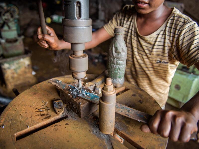 Prevent Child Labor