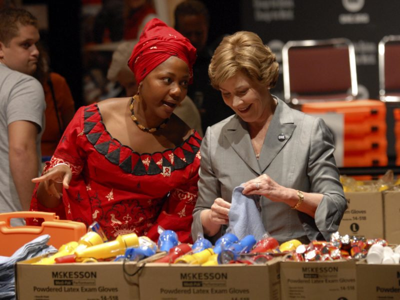 PEPFAR: Millions Saved with 15 Years of Faith and Leadership