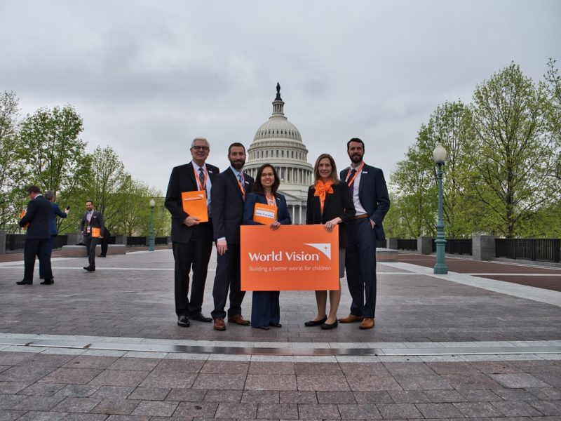 Adventures in advocacy: How to steward our influence