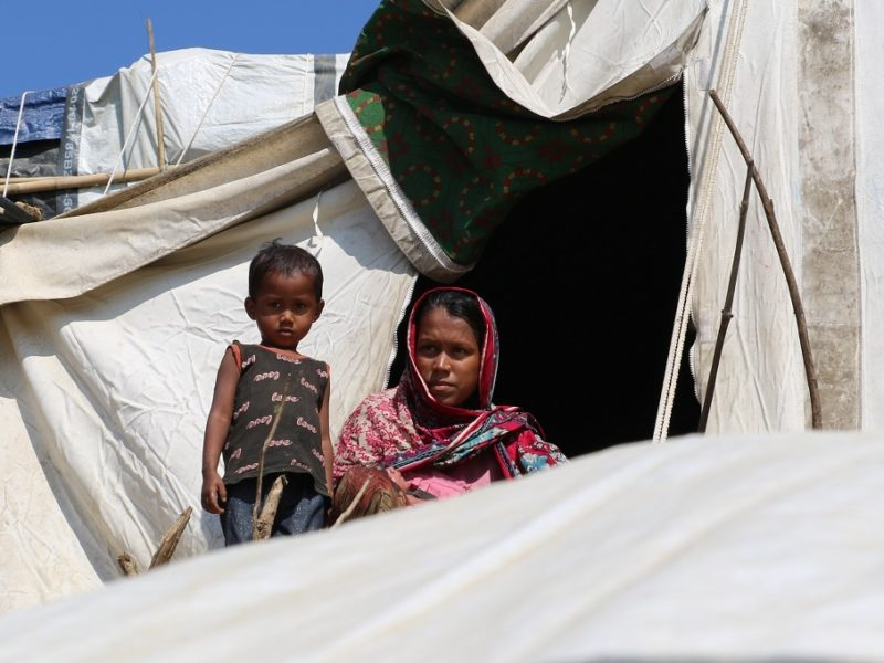 Displaced: A report meant for action