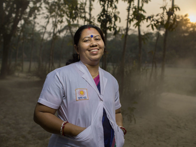 This US-backed clinic in Bangladesh is on the way to self-sufficiency