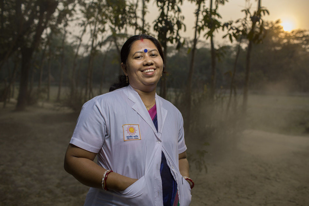 This U.S.-backed clinic in Bangladesh is on the way to self-sufficiency