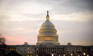 7 questions to ask your candidate before the midterms. The Capitol Building at sunset. (©2008 World Vision/photo by Laura Reinhardt)