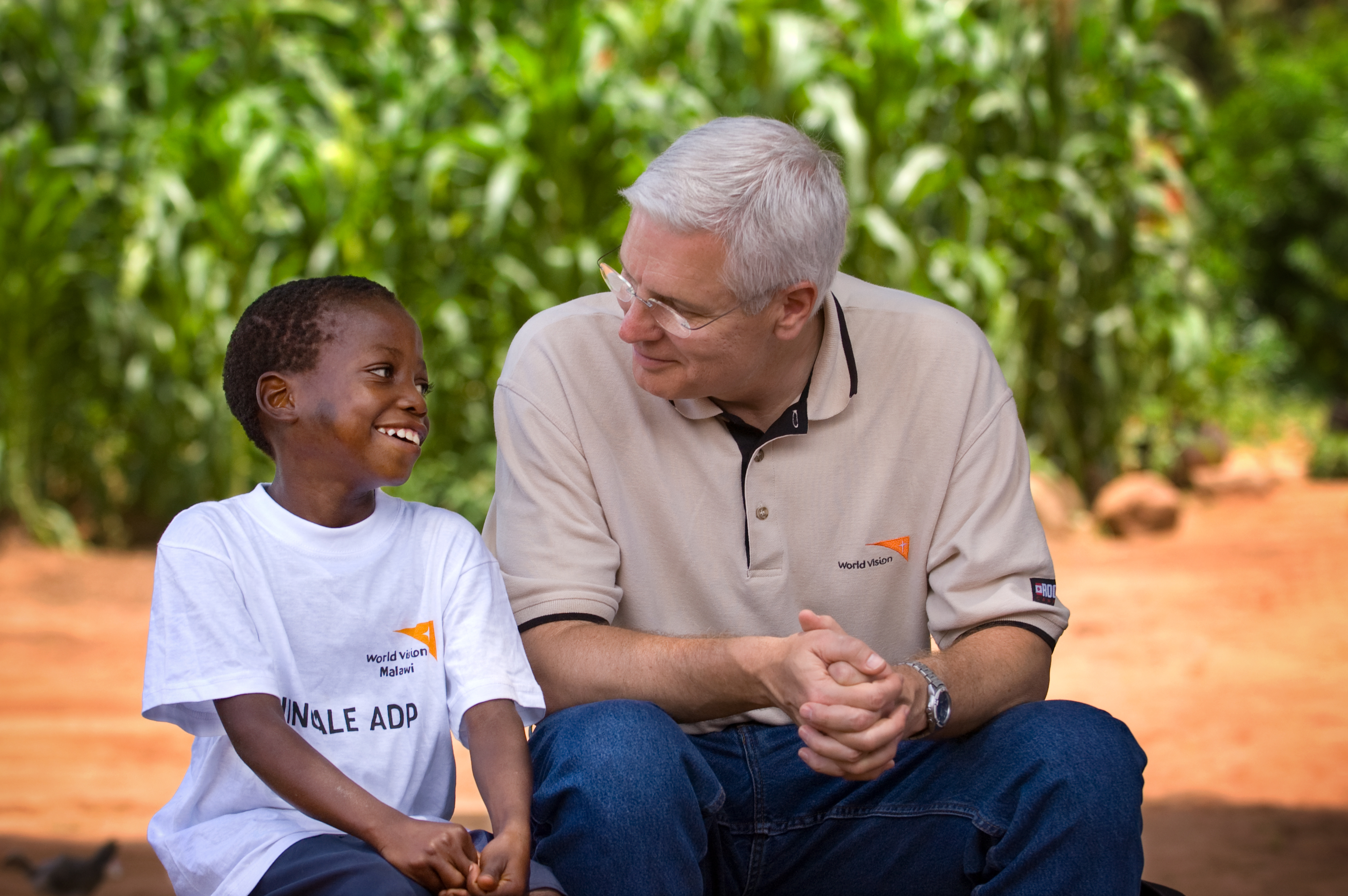 World Vision U.S. President Rich Stearns: 'Why I'm fully persuaded of God's power'