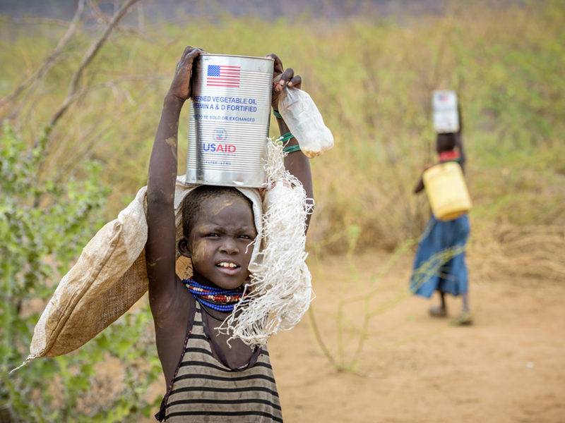Act today: We can't let foreign assistance be cut by 24%