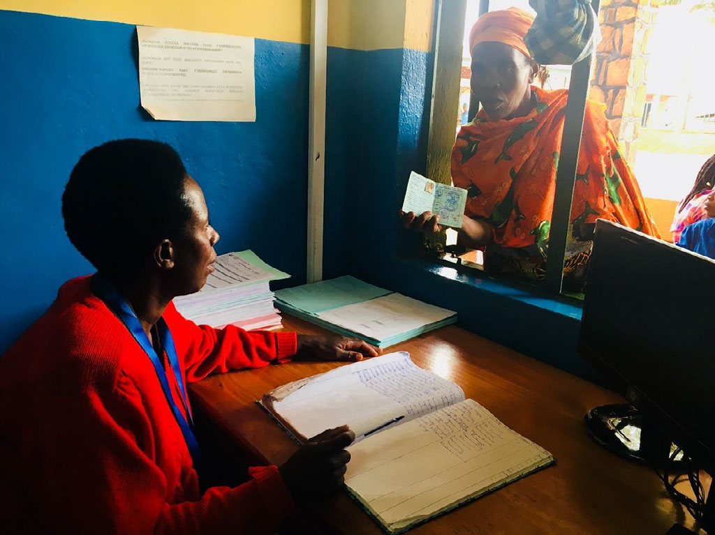 Rwanda's community-based health care is on the way to self-sufficiency