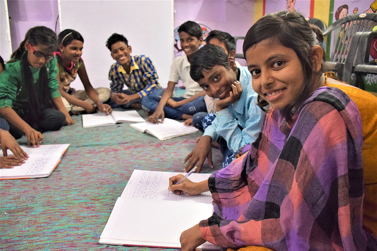 How youth in Jaipur are inspiring their community