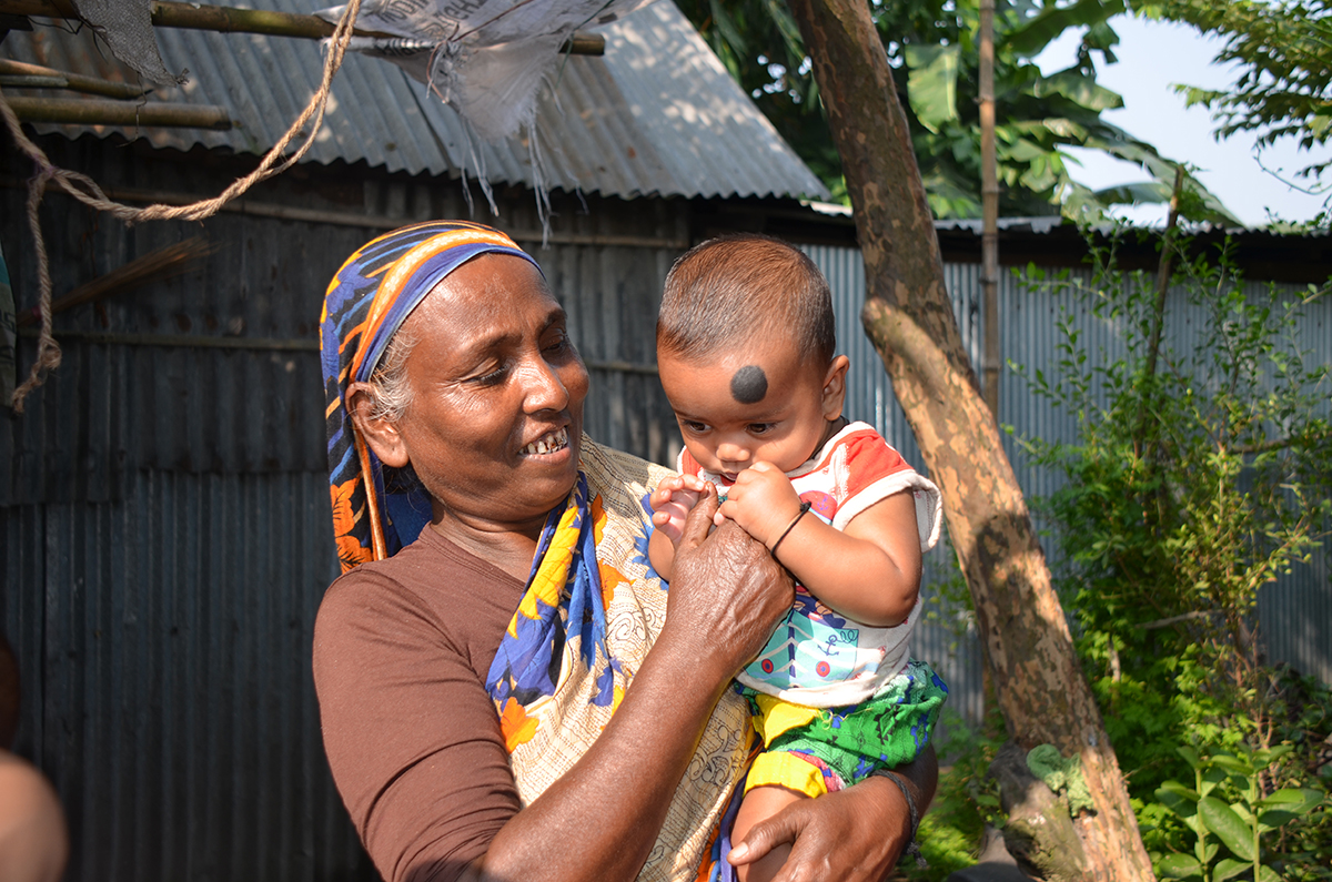 Human rights in Bangladesh: How World Vision works with children & communities