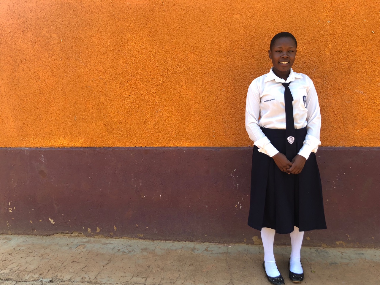 How a Ugandan girl is making her DREAMS come true