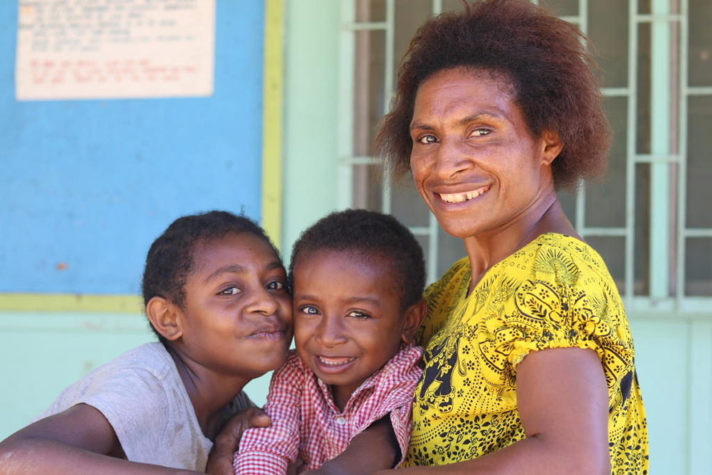 Regina and her family now free of tuberculosis