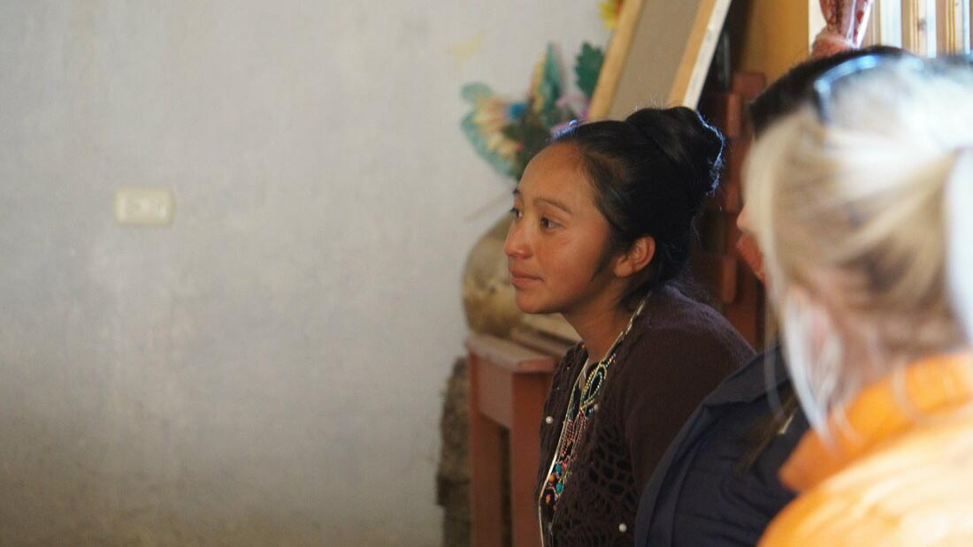 Not giving up: Fabiola and World Vision create new hope in Guatemala