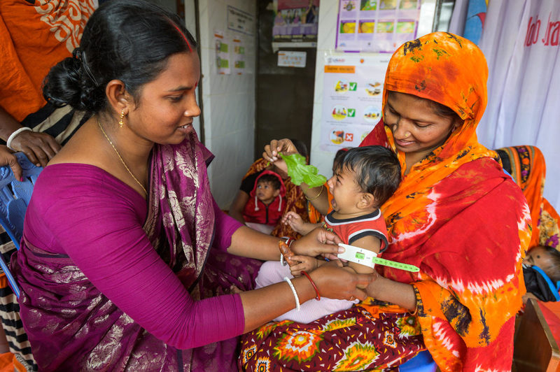 New clinic helps mothers in Bangladesh thrive