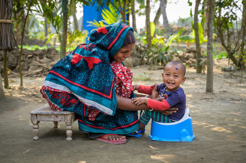 What clean water means to the Golder family