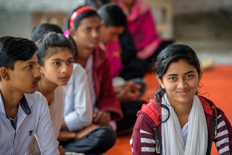 Life skills education in Bangladesh equips teens, saves lives