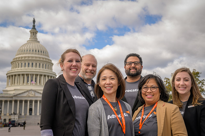 World Vision Volunteer Advocates