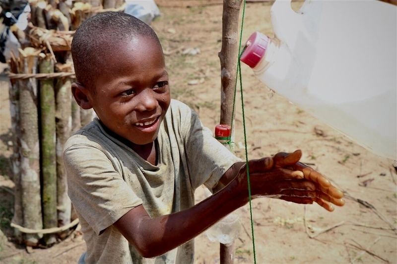 How COVID-19 affects children: increases need for clean water