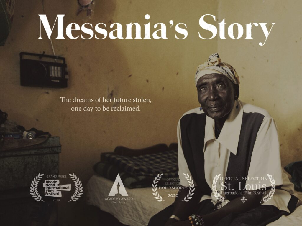 "The virtual Advocacy Summit concluded with a film screening of ""Messania's Story"""